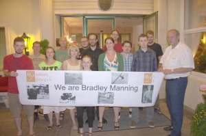 We are Bradley Manning