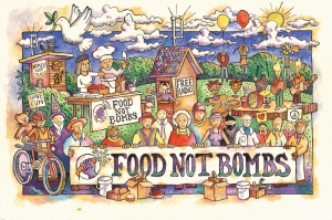 painting food not bombs website